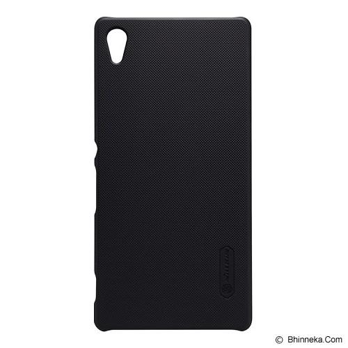 NILLKIN Super Shield for Sony Xperia Z3 Plus - Black - Casing Handphone / Case