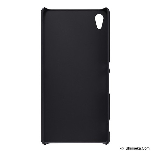 NILLKIN Super Shield for Sony Xperia Z3 Plus - Black - Casing Handphone / Case