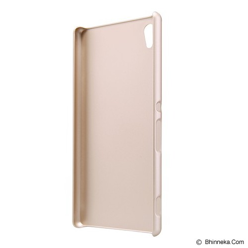 NILLKIN Super Shield for Sony Xperia Z3 Plus - Gold - Casing Handphone / Case