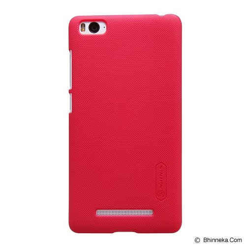 NILLKIN Super Shield for Xiaomi Mi4i - Red - Casing Handphone / Case
