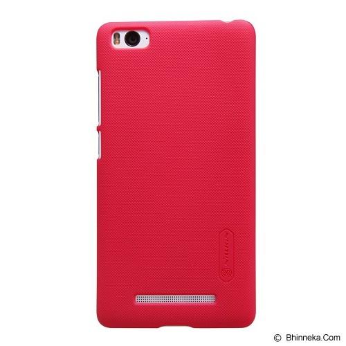 NILLKIN Super Shield for Xiaomi Mi4i - Red - Casing Handphone / Case