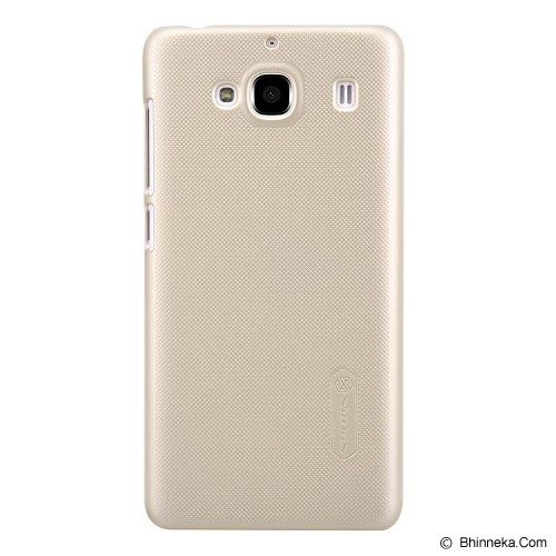 NILLKIN Super Shield for Xiaomi Redmi 2 - Gold - Casing Handphone / Case