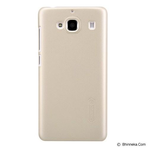 NILLKIN Super Shield for Xiaomi Redmi 2 - Gold - Casing Handphone / Case