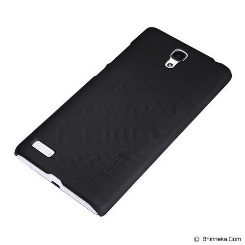 NILLKIN Super Shield for Xiaomi Redmi Note - Black - Casing Handphone / Case