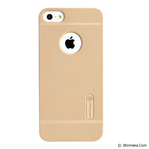 NILLKIN Super Shield for iPhone 5 - Gold - Casing Handphone / Case