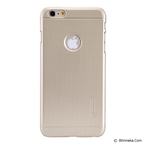 NILLKIN iPhone 6 Champagen Frosted Back Case - Gold - Casing Handphone / Case