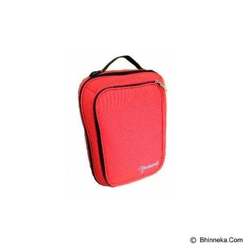 NINEDOUZE Tas Ransel Nocturne [001G] - Red (Merchant) - Notebook Backpack