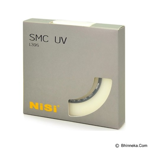 NISI Filter SMC-UV L395 77mm (Merchant) - Filter Uv dan Protector