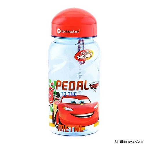 NOCY Cars Sport Bottle [NCY00022] - Botol Minum
