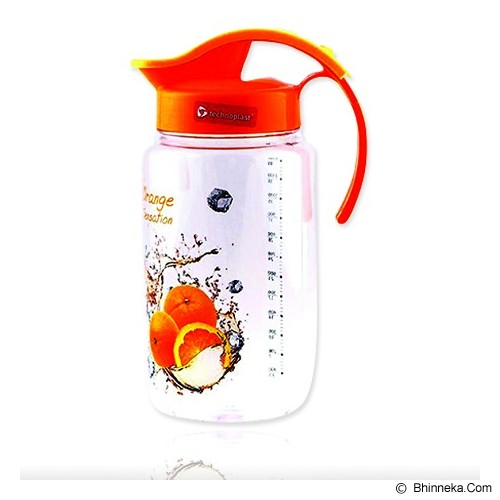 NOCY Tempat Air Gardenia Fruit [NCY00011] - Yellow - Kendi / Pitcher / Jug