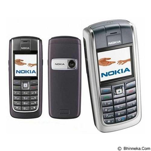 NOKIA 6020 (Merchant) - Handphone Gsm