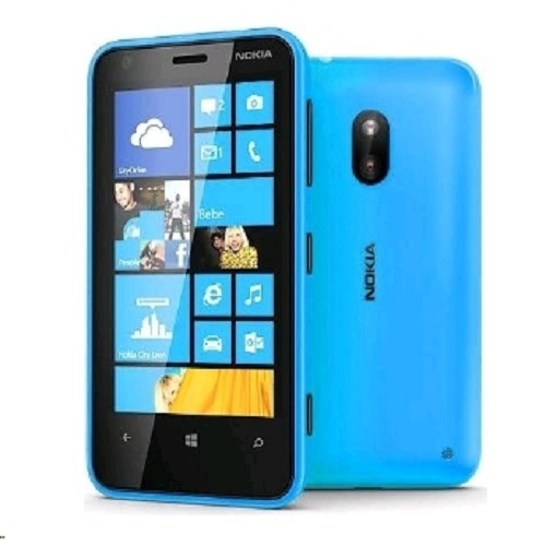 NOKIA Lumia 620 - Cyan  Blue - Smart Phone Windows Phone