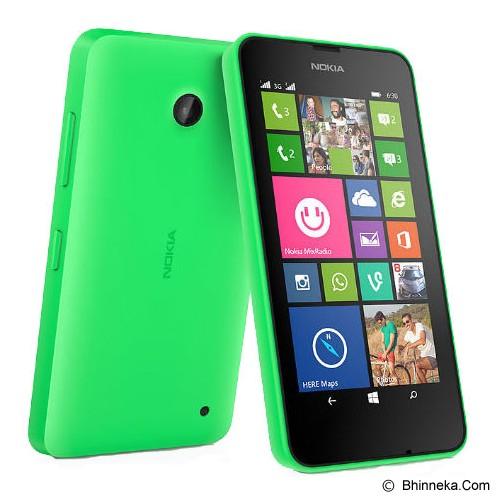 NOKIA Lumia 630 Dual SIM - Green - Smart Phone Windows Phone