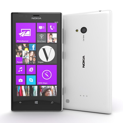 NOKIA Lumia 720 - White - Smart Phone Windows Phone
