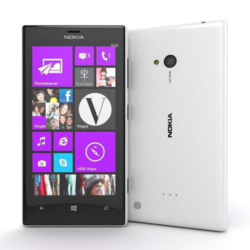 NOKIA Lumia 720 - White - Smart Phone Windows Phone