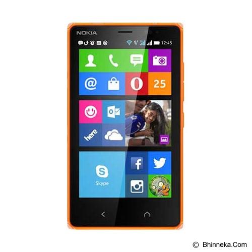 NOKIA X2 Dual SIM - Orange - Smart Phone Android