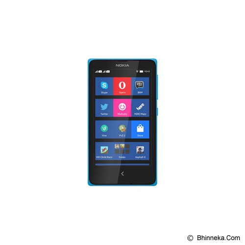 NOKIA XL [RM-1030] - Cyan - Smart Phone Android