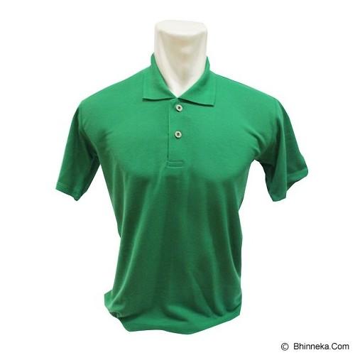 BKP Polo Shirt Kerah Polosan Size S [PSPE-HJ] - Hijau