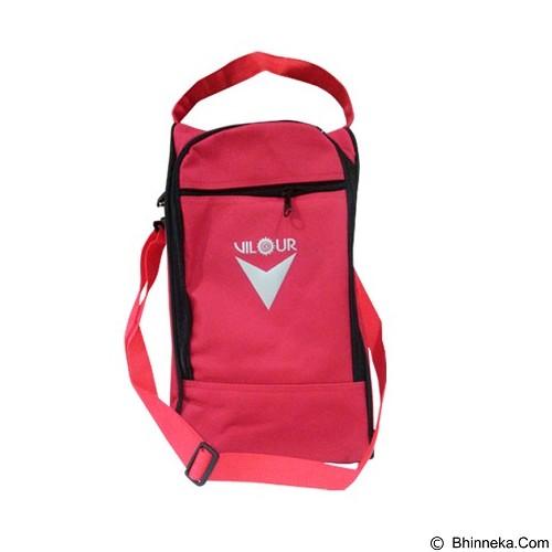 NOPE USA MADE Sport Shoes Organizer Tas Sepatu Serbaguna - Red - Tas Sepatu / Shoes Bag