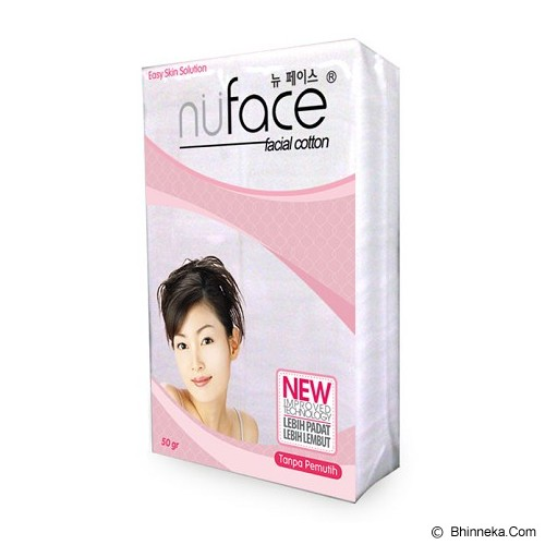 NUFACE Kapas 50gr - Make-Up Remover