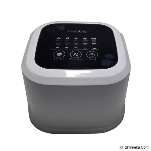 NUOBIO Home and Office Mini Air Purifier [UAHBD44] - Putih - Air Purifier
