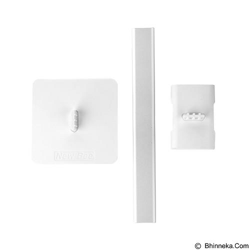 New Bee Headphone Stand - White (Merchant) - Headphone Stand & Case