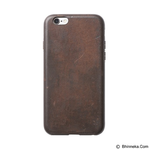 Nomad Horween Leather Case for Apple iPhone 6S Plus - Brown (Merchant) - Casing Handphone / Case