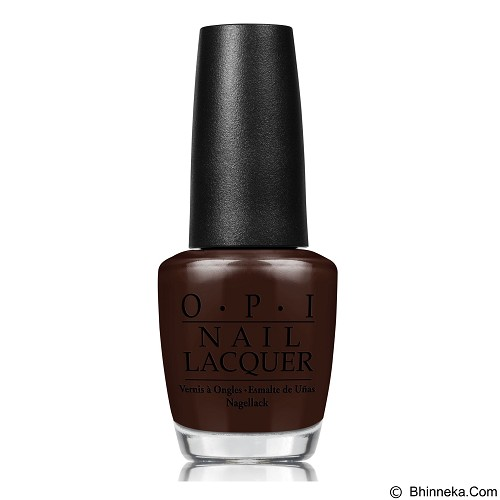 O.P.I Nail Polish Shh... It's Top Secret (Merchant) - Cat Kuku