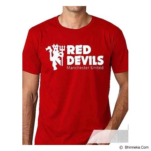 OCEAN SEVEN Man United 2 T Shirt Size L - Kaos Pria