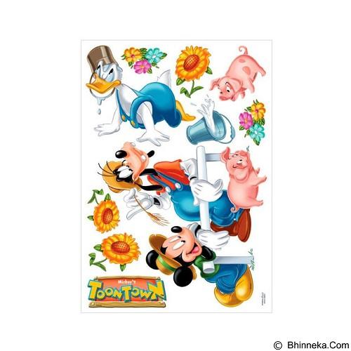 HYUNDAE FIXPIX Wall Sticker Premium DS 58373 [RDSBP4M-13-C] (Merchant) - Wall Art / Hiasan Dinding