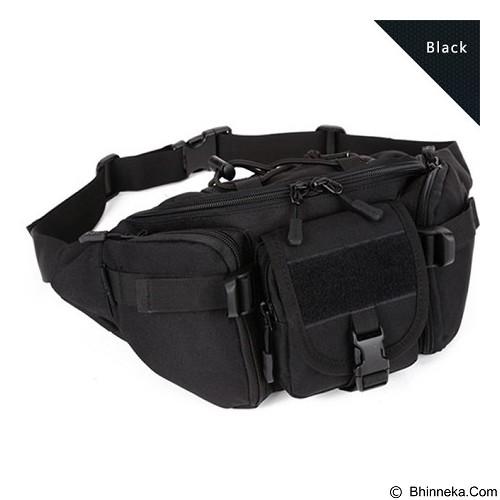 OGAH REPOT Travel Adventure Waist Bag (Merchant) - Tas Pinggang/Travel Waist Bag