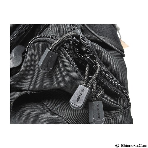 OGAH REPOT Travel Adventure Waist Bag (Merchant) - Tas Pinggang / Travel Waist Bag