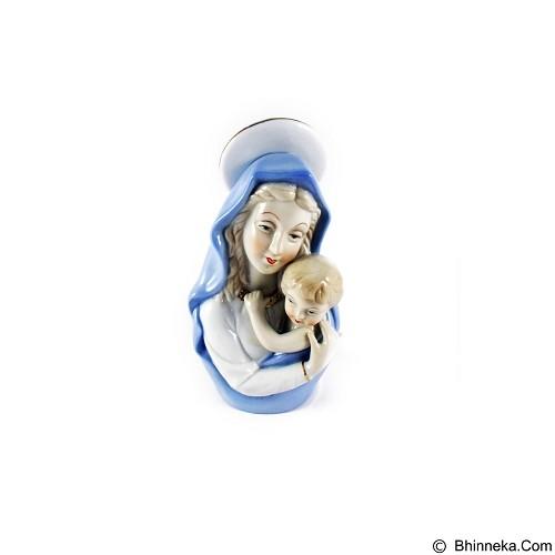 OHOME Decor Holy Mary Baby Jesus Religious Kristen Natal [P1445] (Merchant) - Pajangan Meja
