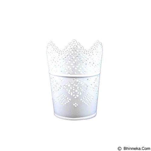 OHOME Dekorasi Vas Bunga Kaleng Size S [AN-VB0113] (Merchant) - Vas Bunga