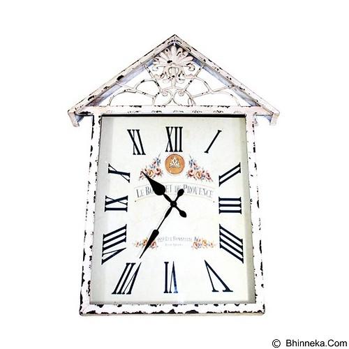 OHOME Jam Dinding Unik Dekorasi [Clock AN - T016] (Merchant) - Jam Dinding