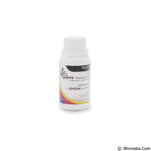 OKTO Refill Black Ink Dye Premium for Epson [8001K-100] - Tinta Printer Refill