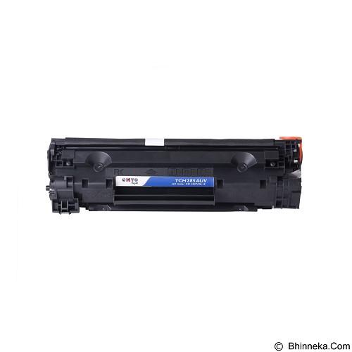 OKTO Toner Refill Compatible HP LaserJet & Canon [TCH285AUV] - Toner Printer Refill