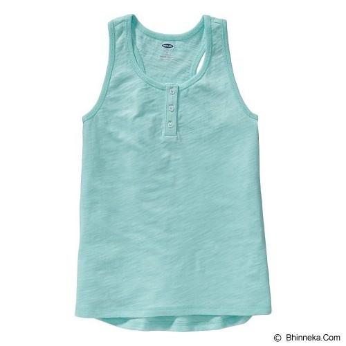 OLD NAVY Kids Henley Tanks Size S - Green - Baju Bepergian/Pesta Bayi dan Anak