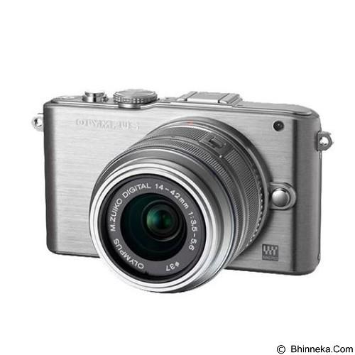 OLYMPUS Digital Camera [E-PL3] - Silver (Merchant) - Camera Mirrorless
