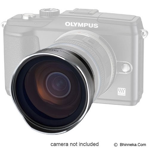 OLYMPUS Fisheye Converter - Camera Extender and Teleconverter