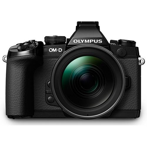 Jual OLYMPUS OM-D E-M1 Kit1 - Black. Toko OLYMPUS online terlengkap, harga murah - Bhinneka.Com