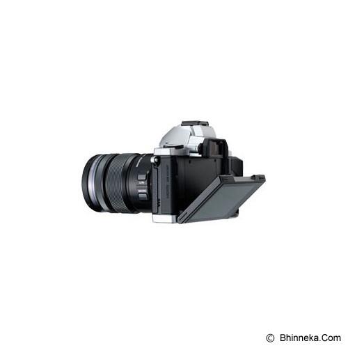 OLYMPUS OM-D E-M5 Kit1 - Silver - Camera Mirrorless