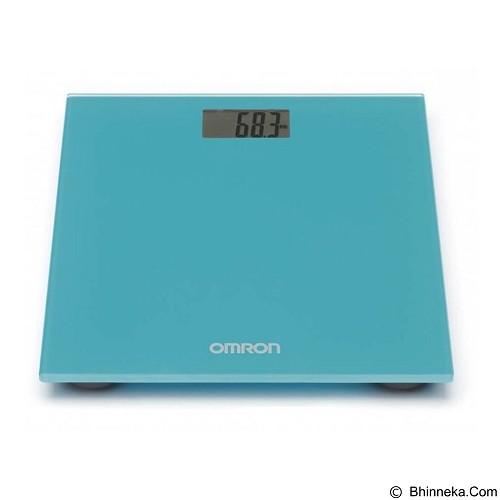 OMRON Timbangan Digital [HN-289] - Blue - Alat Ukur Berat Badan