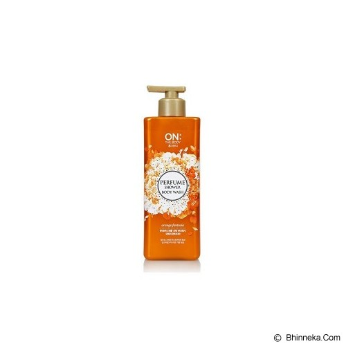 ON THE BODY Perfume Shower Body Wash - Orange Fantasia - Sabun Mandi