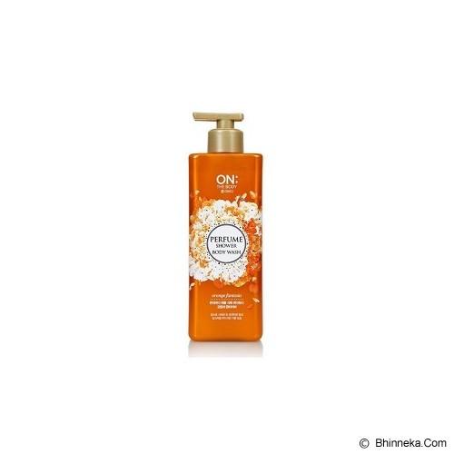 ON THE BODY Perfume Shower Body Wash - Orange Fantasia - Sabun Mandi