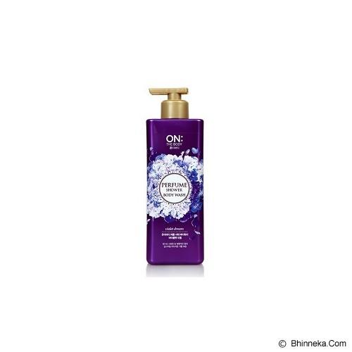 ON THE BODY Perfume Shower Body Wash - Violet Dream - Sabun Mandi
