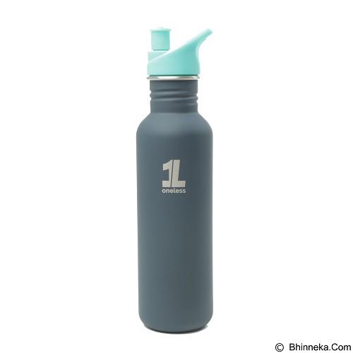 ONE LESS Botol Minum 1L - Navy - Sport Water Bottle / Botol Minum