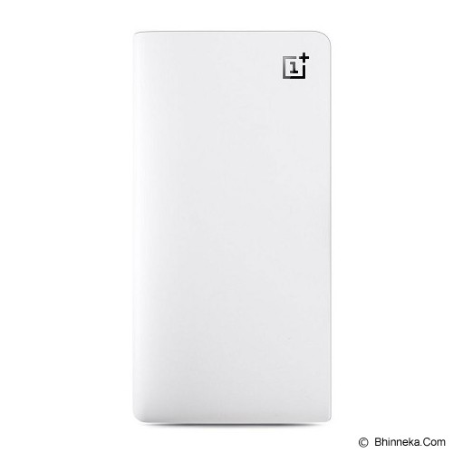 ONEPLUS Original Powerbank Oneplus 10000mAh - White (Merchant) - Portable Charger / Power Bank