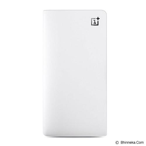 ONEPLUS Original Powerbank Oneplus 10000mAh - White (Merchant) - Portable Charger / Power Bank