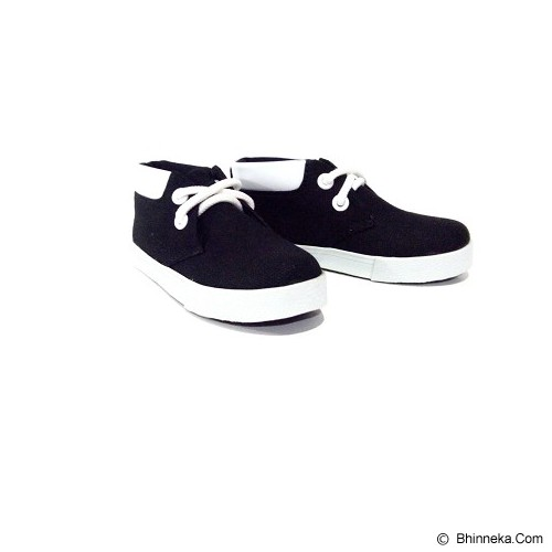 ONWKIDZ Sepatu Anak Casual Size 20 [CBSW] - Black Swan - Sepatu Anak